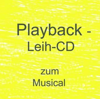 Knasterbax und Siebenschütz (Playback-CD)