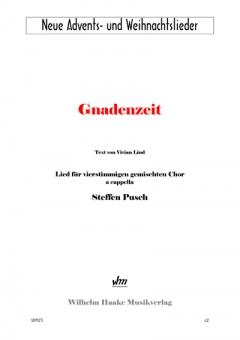 Gnadenzeit (gemischter Chor)