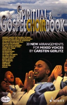 Spiritual & Gospel Choir-Book mit CD