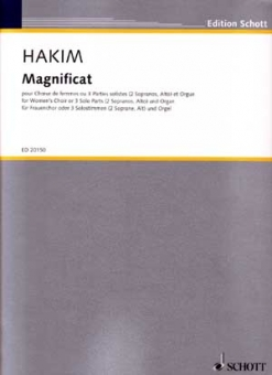 Magnificat (Frauenchor)