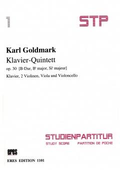 Klavier-Quintett [Bb-Dur]