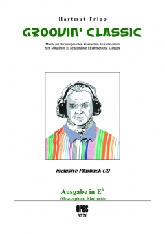 GROOVIN´ CLASSIC (edition Eb)