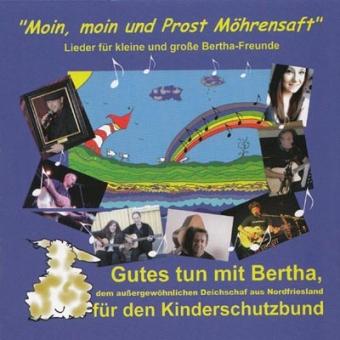 Moin, moin und Prost Möhrensaft (CD)