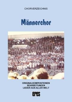 Katalog  Männerchor