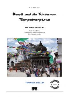 Deepti und die Kinder vom... (Textbuch m. CD)