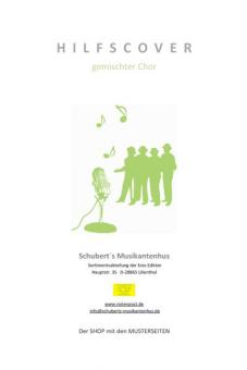 Hinterm Horizont (gemischter Chor-Klavierbegleitung)