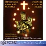 FRENCH CHURCH MUSIC