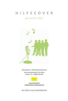 Komm, hol das Lass raus (gemischter Chor - Klavierpartitur)