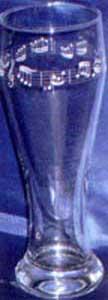 Weißbierglas