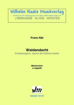 Waldandacht (Männerchor)