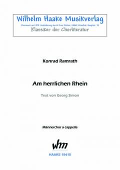 Am herrlichen Rhein (Männerchor)