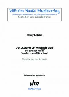 Vo Luzern uf Weggis zue (Männerchor)