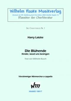 Die Blühende (Männerchor)