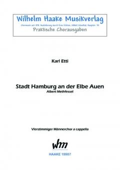 Stadt Hamburg an der Elbe Auen (Männerchor)