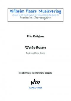 Weiße Rosen (Männerchor)