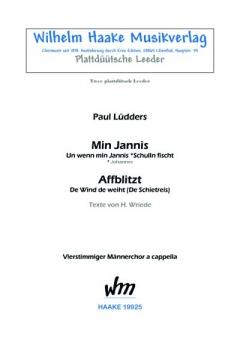 Min Jannis (Männerchor)