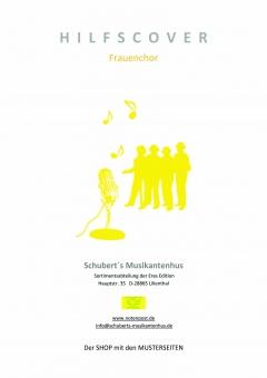 Merci Cherie (Frauenchor-Klavierpartitur)