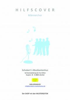 Morgen (Männerchor Klavierpartitur)