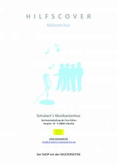Dorfkind (Männerchor-Klavierpartitur)