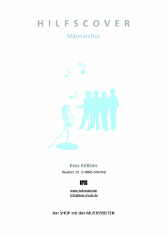 Europahymne (Männerchor 3st)