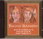 Raimo Kangro: Konzert für 2 Klaviere unda,