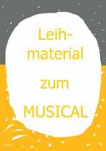Der Esel von Dunkelsbühl (Orchestermaterial)