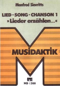 Lieder erzählen (Buch)