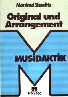 ORIGINAL UND ARRANGEMENT (Buch)
