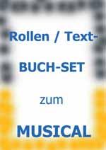 Knasterbax & Siebenschütz (Rollenbuch-Set)