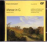 Schubert: Messe in G